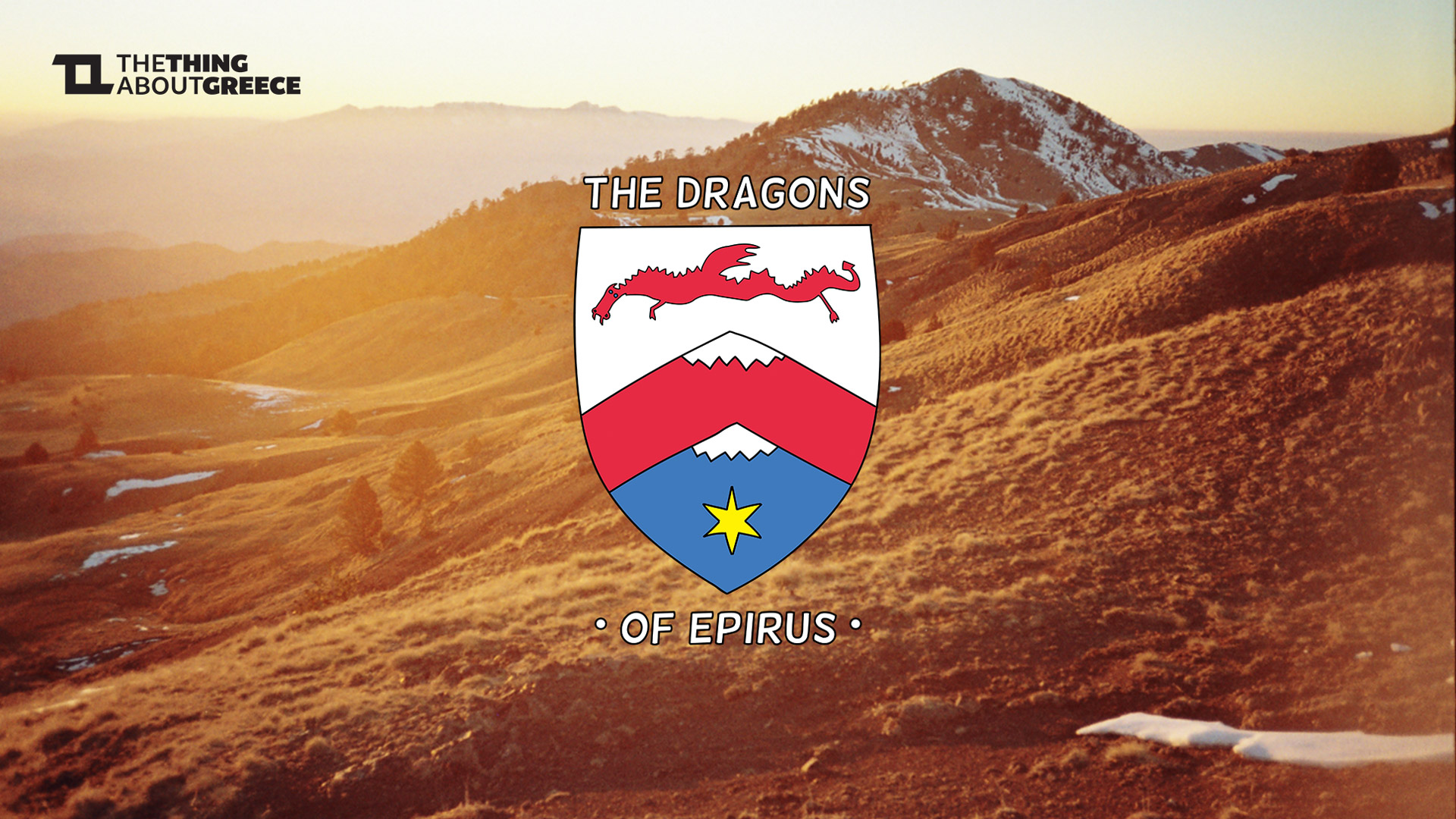 The Dragons Of Epirus – Greece's Highest Hockey Game