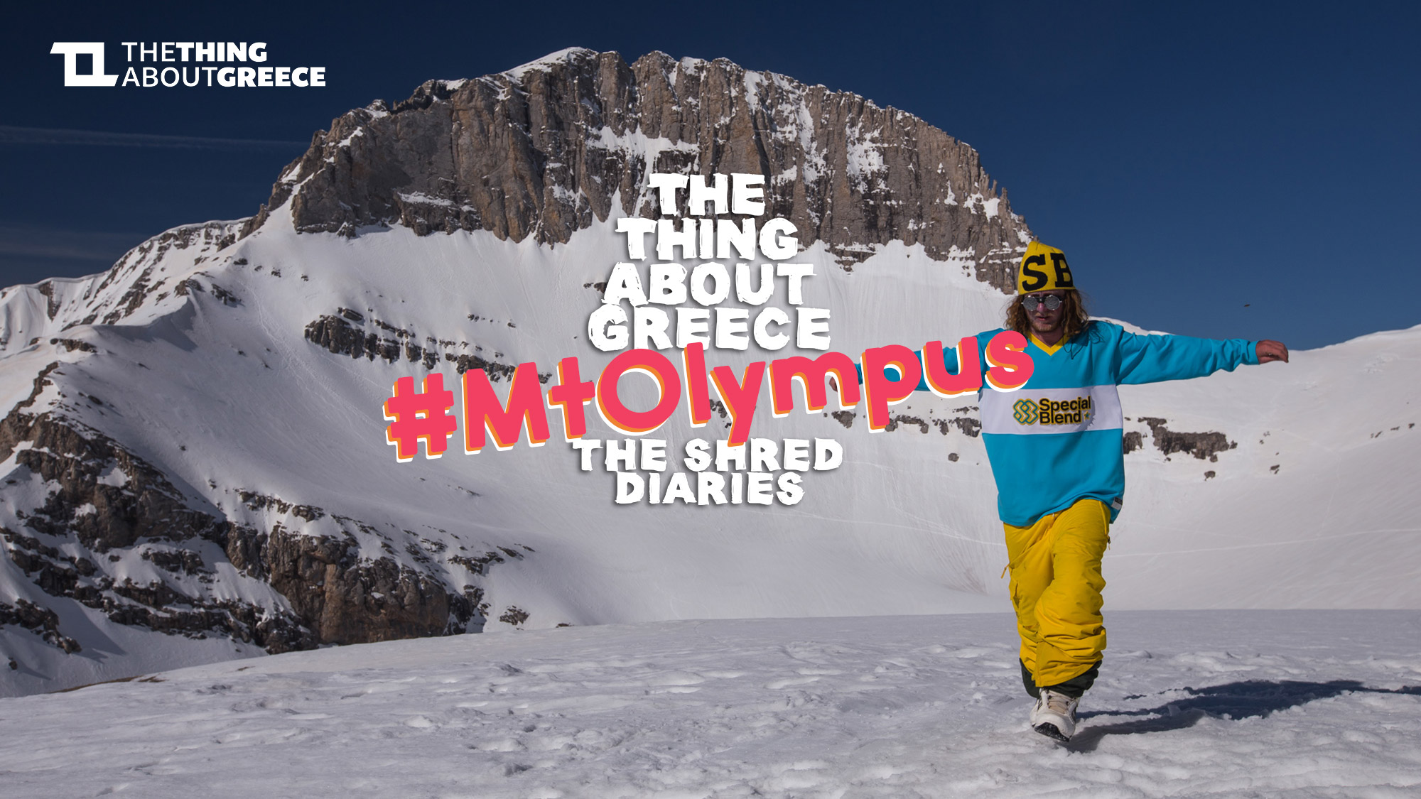 Snowboard Greece – Mt Olympus – Shredding with Gods
