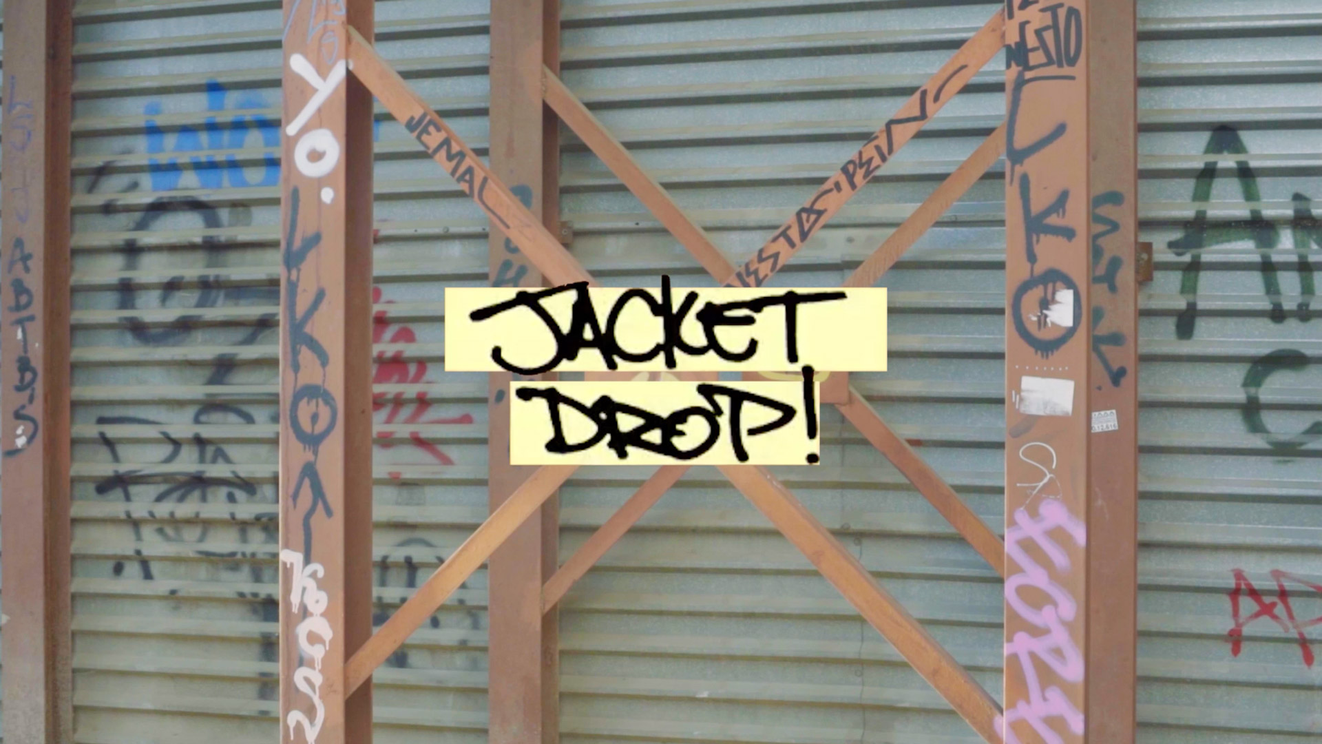 Jacket Drop – ATHENS – Latraac NOV 5